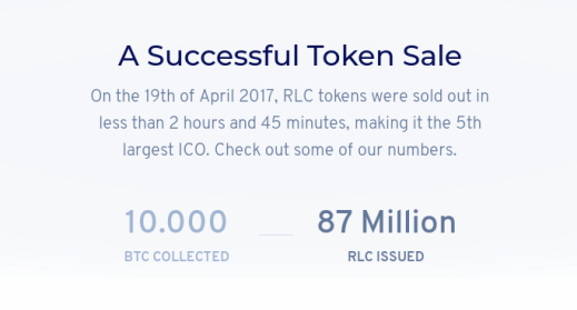 "The RLC cryptocurrency stands for ""Run on Lots of Computers"""
