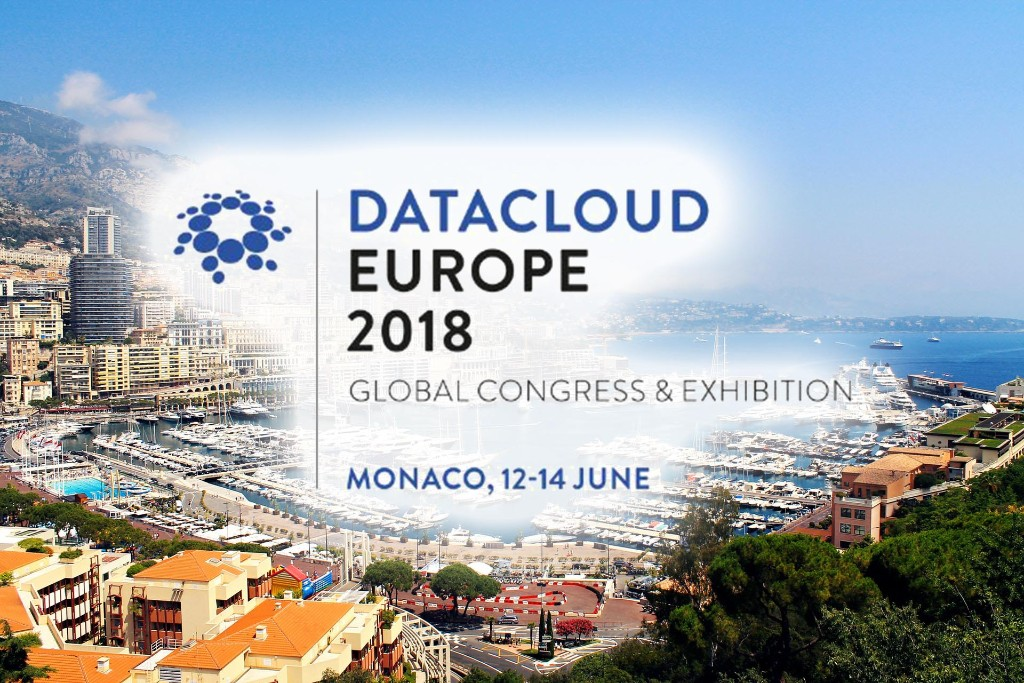 Datacloud Europe 12-14 June in Monaco
