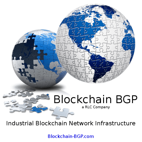 Industrial Blockchain Network Infrastructure