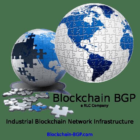 Industrial Blockchain Network Infrastructure
