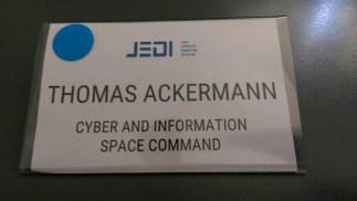 JEDI Moonshot Days #2 Berlin