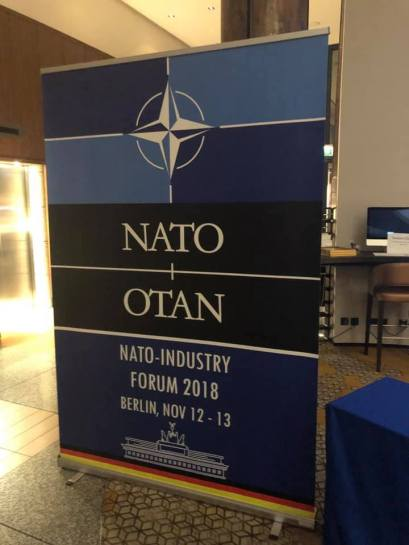 NATO Industry Forum 2018, Berlin