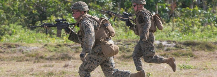 USMC: Marines want their phones and tablets to handle classified data