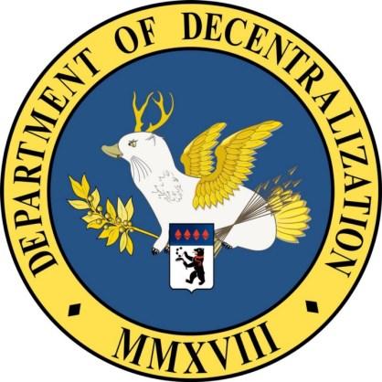 Dept of Decentralization (DoD)