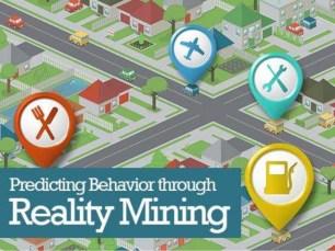 Reality Mining through Blockchain Tech