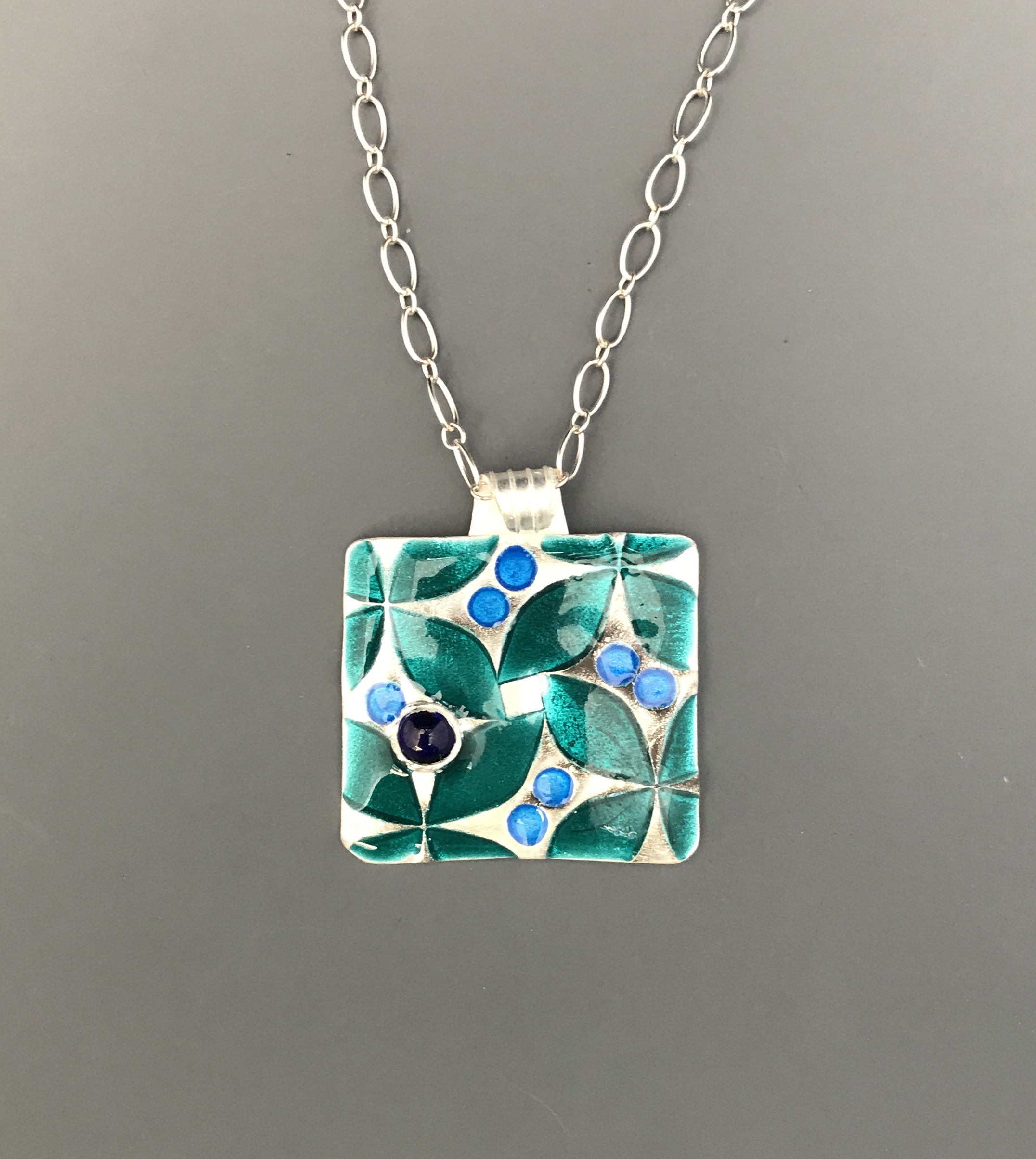 Ivy Necklace B Gregory Jewelry