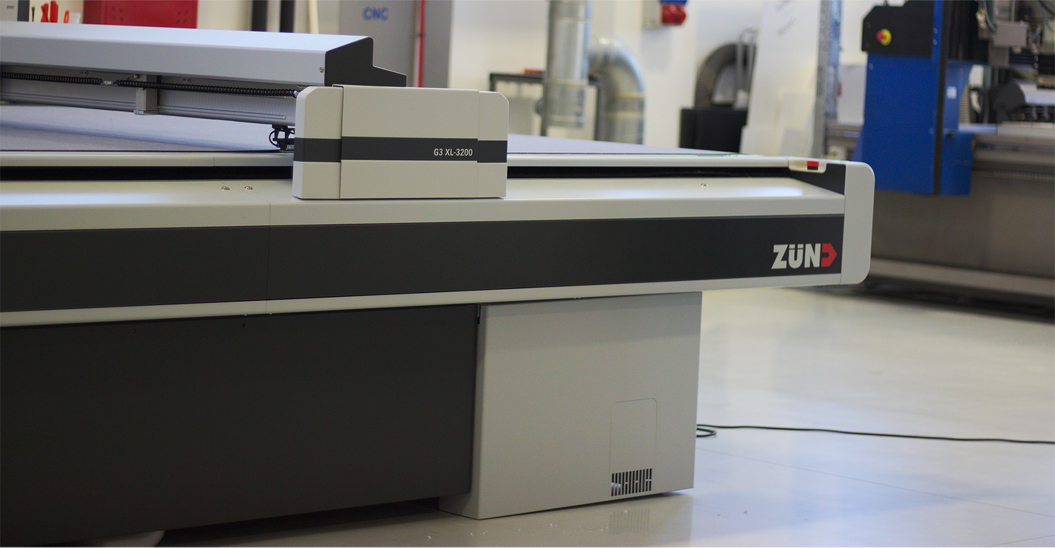 ZUND G3 XL-3200 – newest addition to our machine pool!