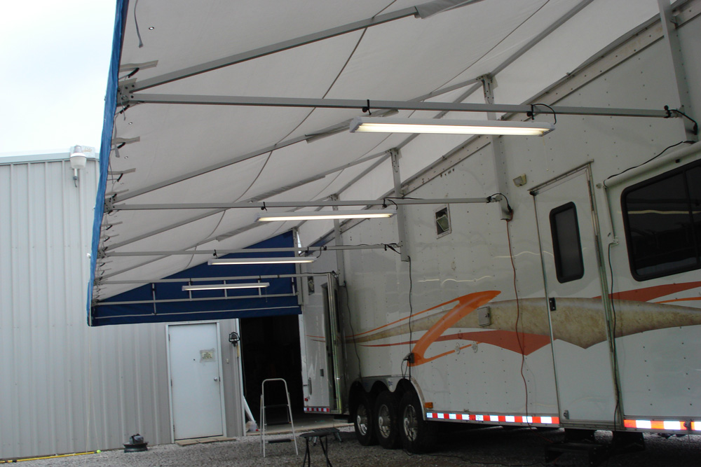 Truck  Trailer  Awning for Sale