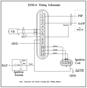 Ford Edis Ignition Wiring Diagram | Wiring Diagram And Schematics