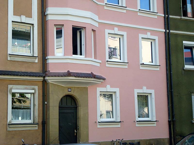 BGW24  Bamberg  Memmelsdorfer Strasse 114