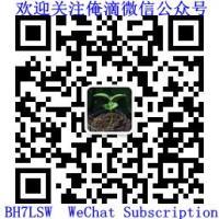 BH7LSW微信公众号二维码 - 20181127亮亮五周岁生日