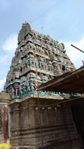 DD 21 - Rajagopuram