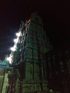 DD 71 - Rajagopuram