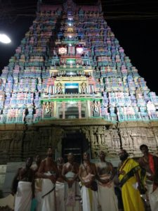 DD 73 - Sri Villiputtur Temple Rajagopuram