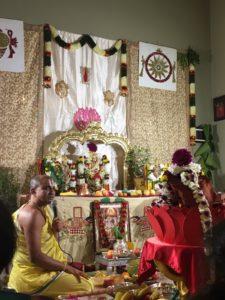 Nov 7th - Full Day Seva-Evening Kalyanam