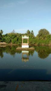 DD 37 - Temple Pushkarini