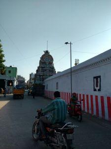 DD 45 - Thiru Ooragam Temple Rajagopuram