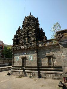 DD 48 - Sri Pavala Vannar Temple Vimana Gopuram