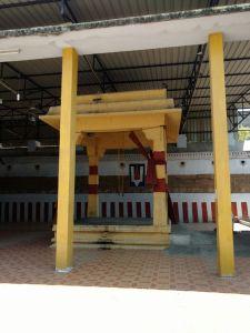 DD 50 - Ashtabhuyakaram temple Mantapam