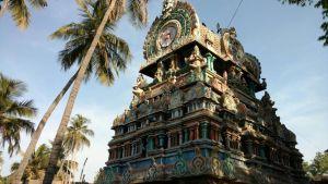 Thiru Anbil Vimana Gopuram DD 7