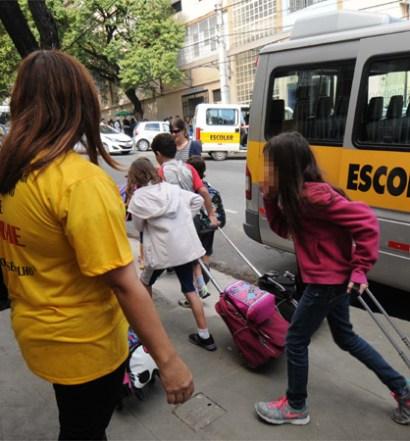 Credenciamento para serviço de transporte escolar em BH começa amanhã