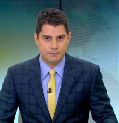 Evaristo Costa decide deixar a Rede Globo e internet reage