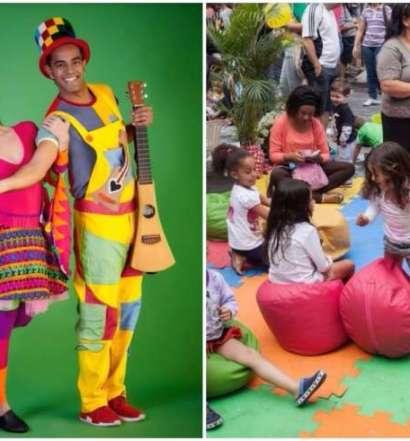 6 peças de teatro infantil, rua do lazer e oficinas gratuitas no Festival Saci em BH