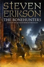 The Bonehunters - Malazan Book of the Fallen