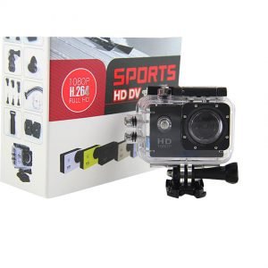 170 degree wide angle camera