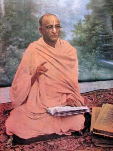 Bhaktisiddhanta Sarasvati em missão de pregação