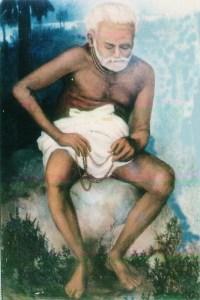Seu mestre espiritual, Srila Jagannatha Das Babaji