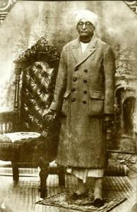 Srila Bhaktisiddhanta Sarasvati Thakura foto