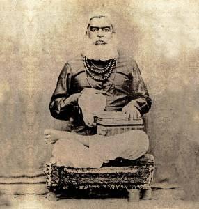 Srila Bhaktivinoda Thakura- Ele é conhecido como o Sétimo Gosvami