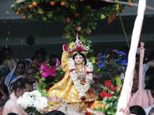 Festival do Parikrama em Navadvipa