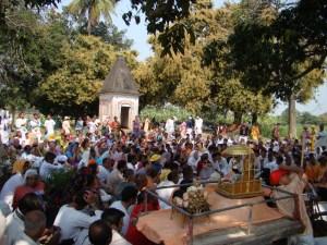 Parikrama em Simantadvipa