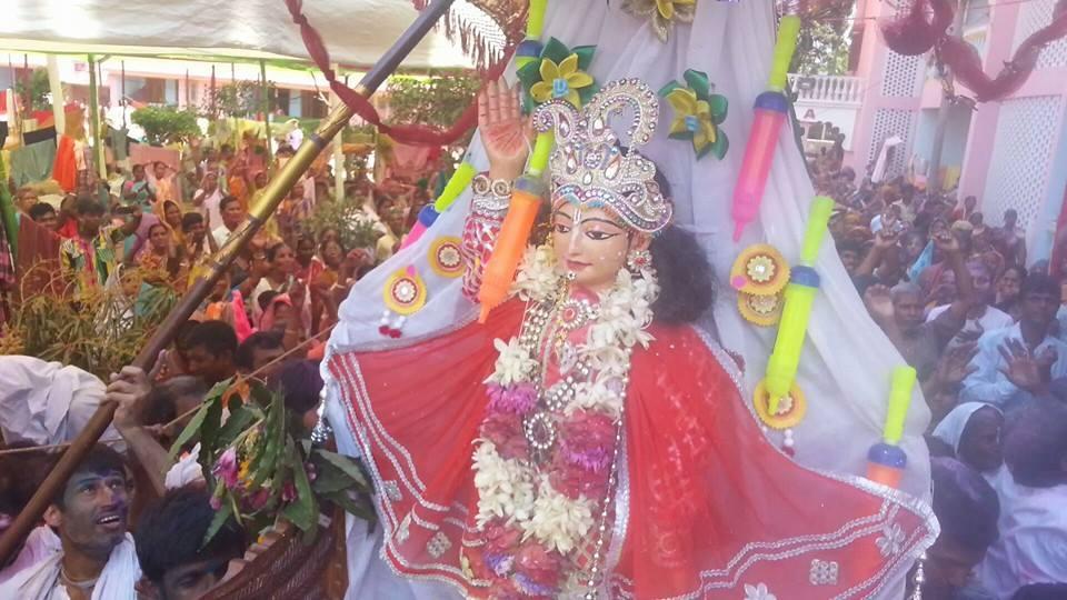 Todos os locais sagrados são extremamente fracos em Kali- yuga. Apenas Sri Navadvipa- dhama é supremamente poderosa!!!