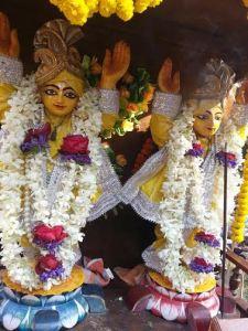 Gaura- Nitay- peregrinação em Navadvipa