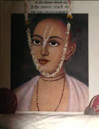 Seu mestre espiritual, Srila Lokanatha Dasa Thakura