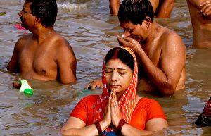 Oração à mãe Ganga
