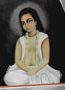 Srila Srinivasa Acarya
