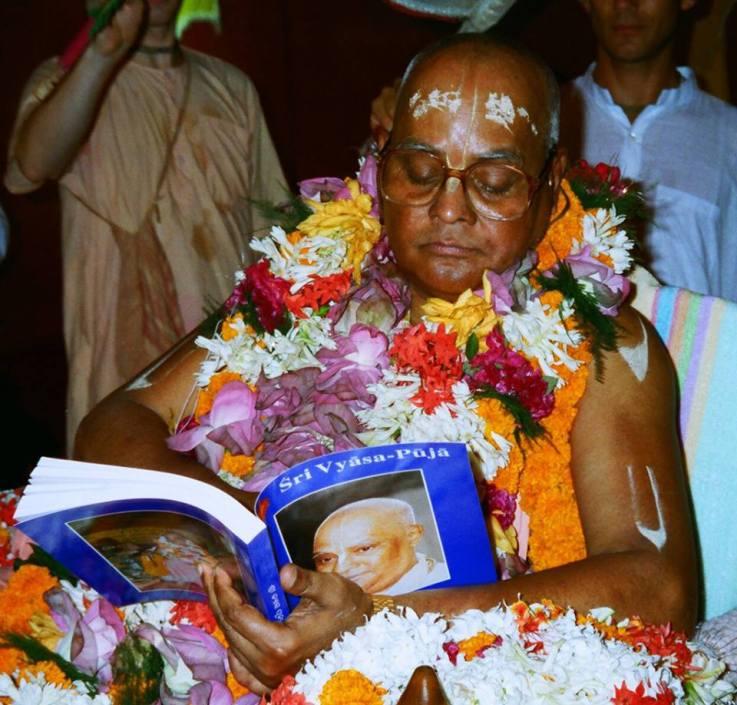 Srila Goura Govinda Swami Maharaja