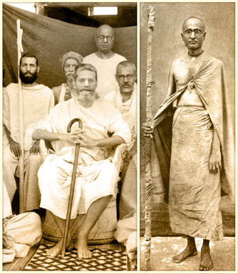 Como meu Gurudeva estava sempre preparado para dar sua vida em serviço ao seu Gurudeva, Srila Bhaktisiddhanta Sarasvati Thakura Prabhupada!