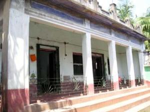 Casa de Sri Vrindavana Dasa em Mamagachi, Navadvipa