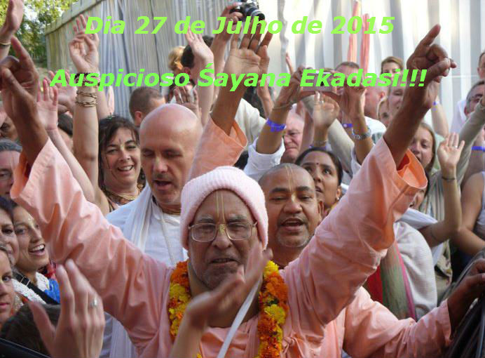 Śayana Ekadasi 2