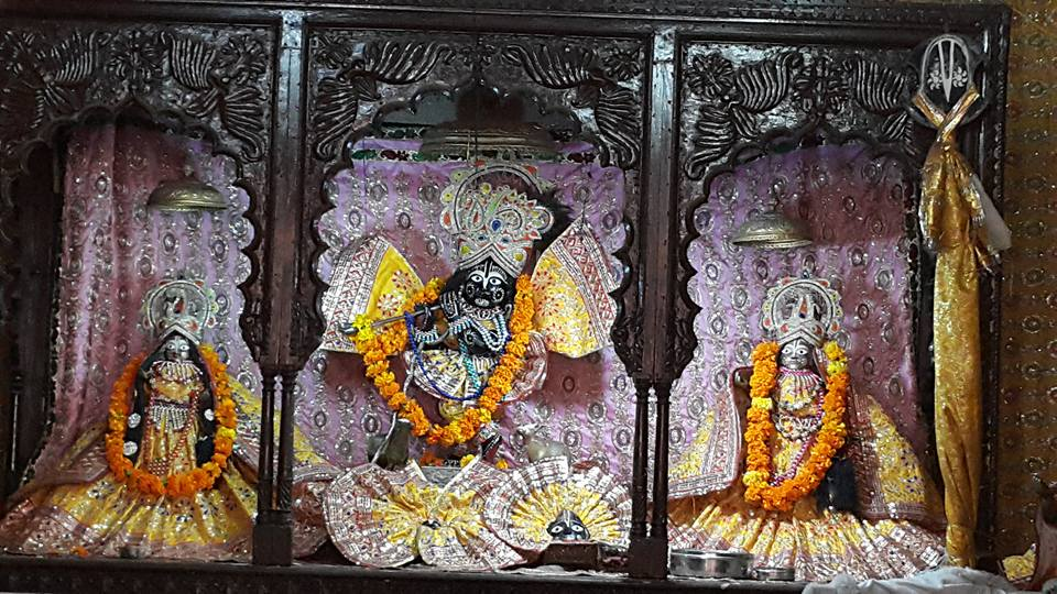 Sri Radha Gopinatha: Sri Vraja-Mandala 2016