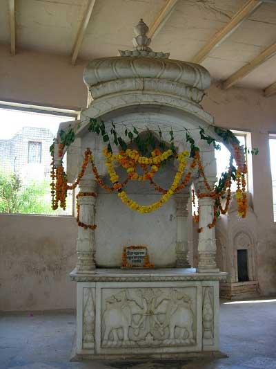 Samadhi de Srila Narottama dasa Thakura