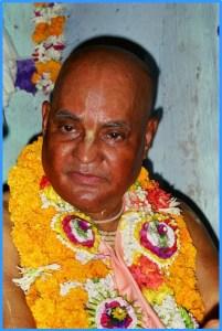 Srila Goura Govinda Swami