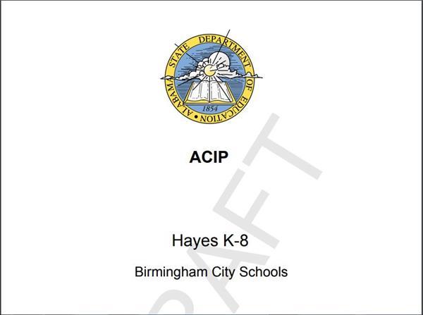 Hayes K-8 School / Homepage