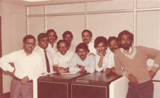 Infosys in the 80s