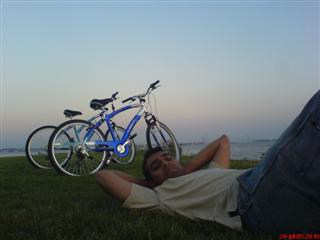 New Bikes: Liberty State Park: Great day, great ride